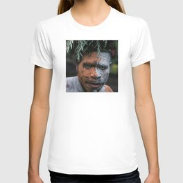 Papua New Guinea Exotic Sing-Sing Performer T-shirt