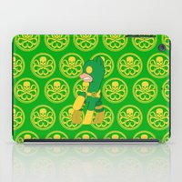 hydra iPad Cases featuring MU Pony Bob Hydra by AbigailC