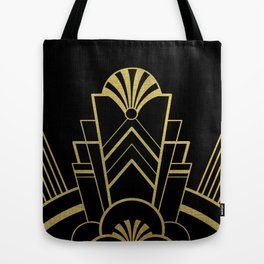 Art Deco Design - Great Gatsby Tote Bag