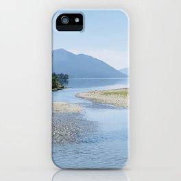 Lake McDonald, Montana iPhone Case