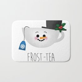Frost-tea Bath Mat