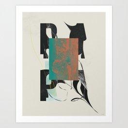 PA PA Art Print