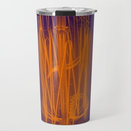 Purple Light Travel Mug