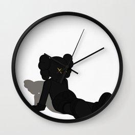 kaws Wall Clock
