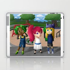 At the Playground Laptop & iPad Skin