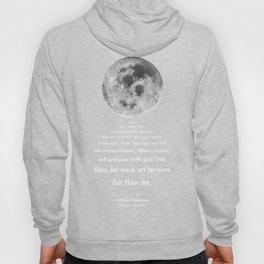 Moon Bridge Shakespeare Hoody