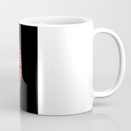 The Prisoner: I will not be pushed, filed, stamped... Coffee Mug
