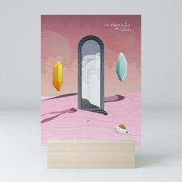 The Gate to Sintra Mini Art Print