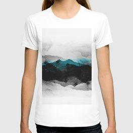 nature montains landscape T-shirt