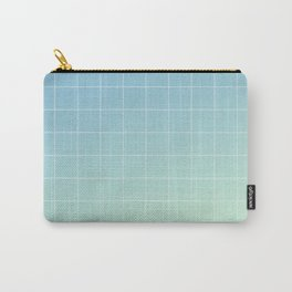 Vapor Grid 02 Carry-All Pouch