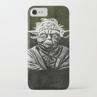 yoda iPhone & iPod Cases featuring Yoda by Some_Designs