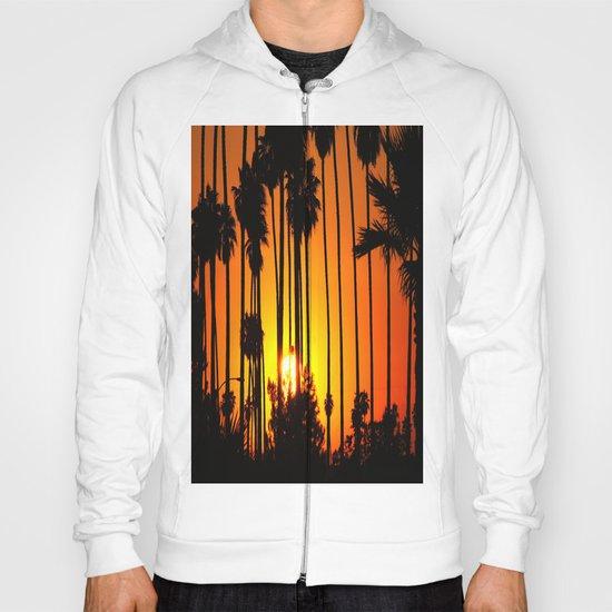Striped Sunset Hoody