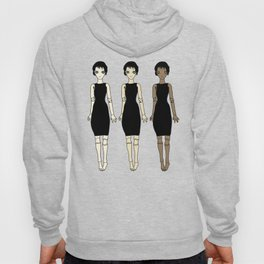 Witch Sister Triplet - Ball Jointed Dolls Series Hoody