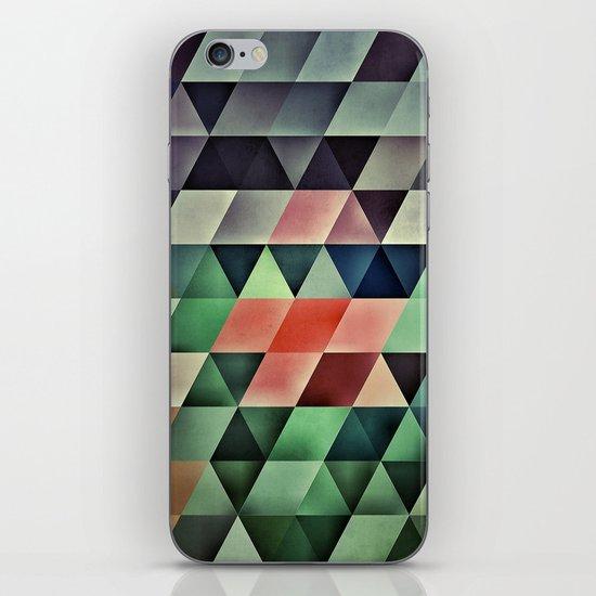 ZERO SIX SIX EIGHT iPhone & iPod Skin