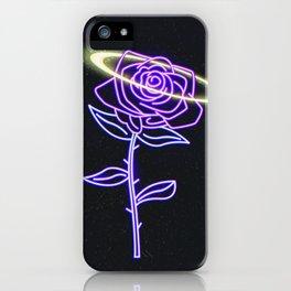Lavender Angel iPhone Case