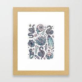 13 SPELLS Framed Art Print