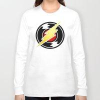 homestuck Long Sleeve T-shirts featuring flash/homestuck by scubaduval