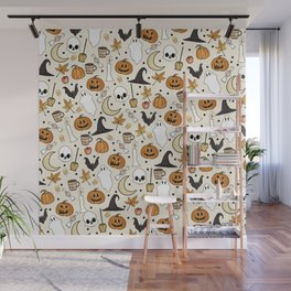 Happy Halloween Wall Mural