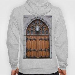church doors Hoody