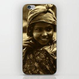Vintage Photo iPhone Skin