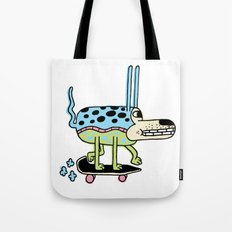 The Skate Pup Tote Bag