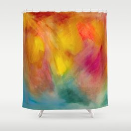 Changing Before My Eyes Shower Curtain