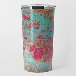 Color run riot Travel Mug