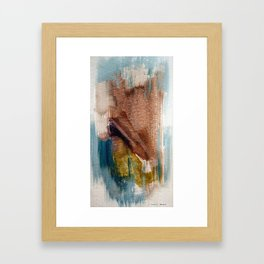 Eagle in the Sky Framed Art Print