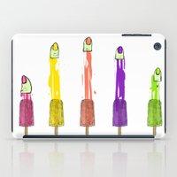 dexter iPad Cases featuring DEXTER by Gianluca Floris