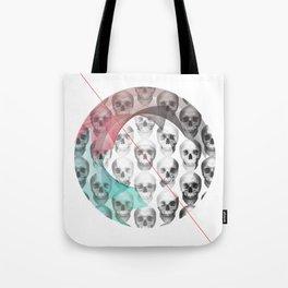 Anti-Skull Tote Bag