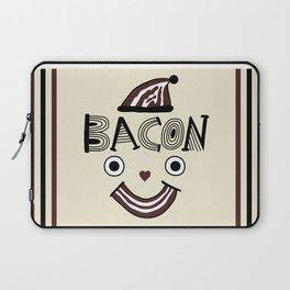 Bacon Face Laptop Sleeve