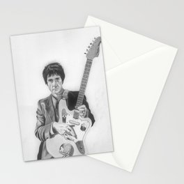 Johnny Marr Stationery Cards