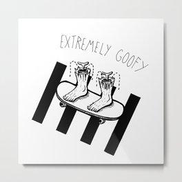 Two Left Feet Metal Print