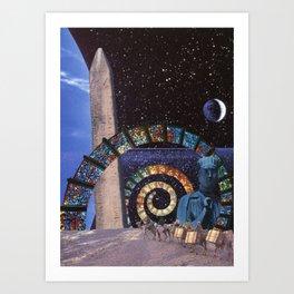 Planet X Pilgrimage Art Print