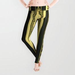 Ron Asheton Inspired Pants Pattern - Granny Takes a Trip Leggings