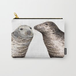 Grey seals(Halichoerus grypus) Carry-All Pouch