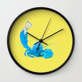 desires Wall Clock