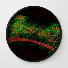 ZoooooZ Art Wall Clock
