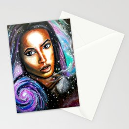 Naissance d'une star Stationery Cards