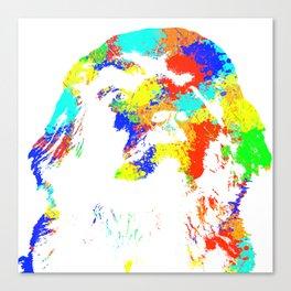 Newfie Newfoundland Dog Lover Gift Canvas Print