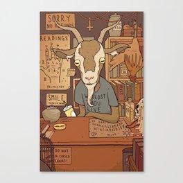 Phil's Curiosity Shop Canvas Print