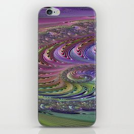 Cultured Intuition 9 iPhone Skin