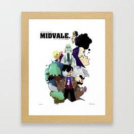Ch 1 - Midvale Framed Art Print