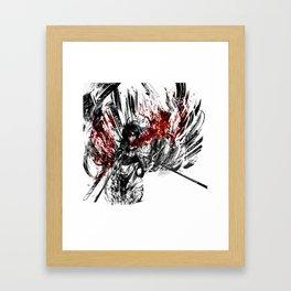 Ackerman Framed Art Print