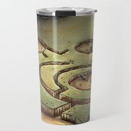Dark Circles Travel Mug