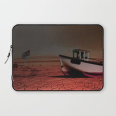 Deseert Boat Laptop Sleeve