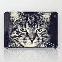 austin iPad Cases featuring Austin by Rachel's Pet Portraits
