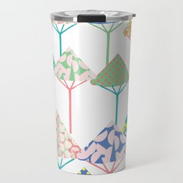 Parasols Travel Mug