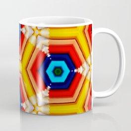 geometric colorfull Coffee Mug