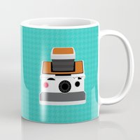 Polaroid SX-70 Land Camera Mug